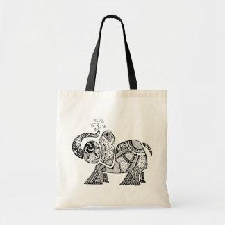 Happy Ellie Tote Bag