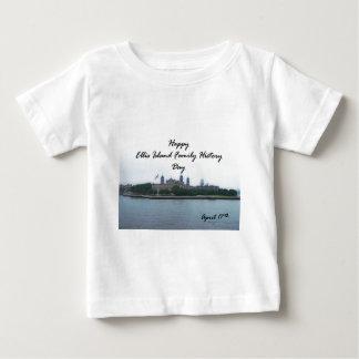 Happy Ellis Island Family History Day April 17 T Shirt