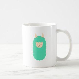 Happy Emoji Llamas Coffee Mug
