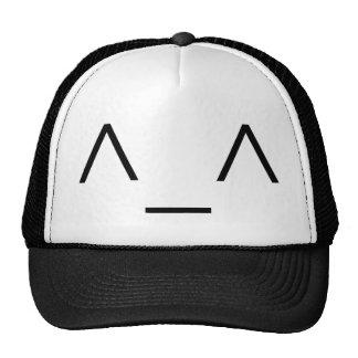 ^_^ Happy Emoticon Hat