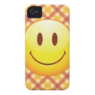 Happy Emoticon iPhone 4 Case