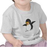 Happy Emperor Penguin Tee Shirt