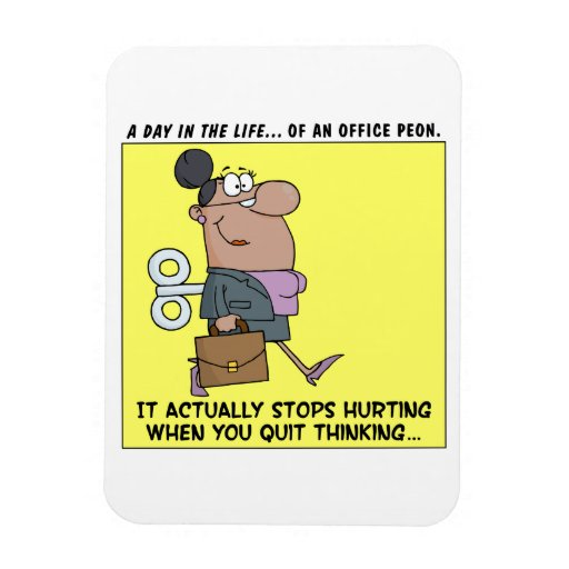 Happy Employees Stop Thinking Rectangular Magnets