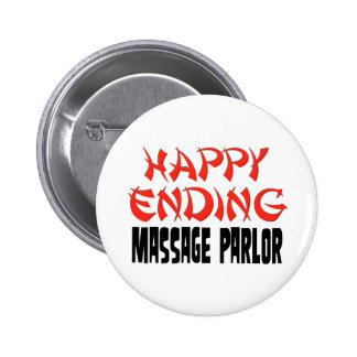 Happy Ending Massage Parlor Pins
