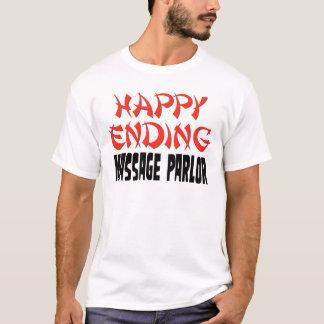 Happy Ending Massage Parlor T-Shirt