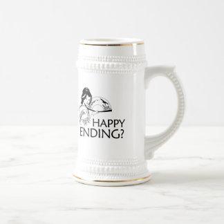 HAPPY ENDING T-shirt Mug