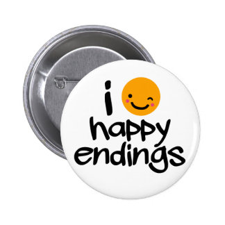 Happy Endings Buttons