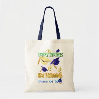 Happy Endings.... Shirt Tote Bag