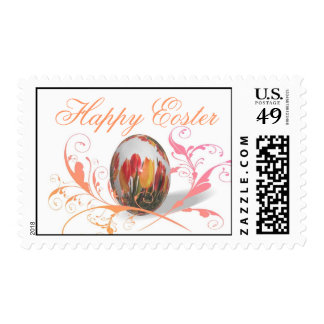 Happy Eoster Stamps