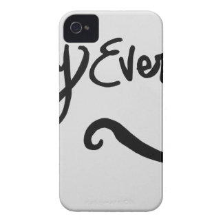 Happy Ever After Case-Mate iPhone 4 Case
