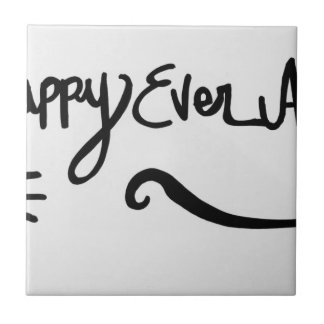 Happy Ever After Tile