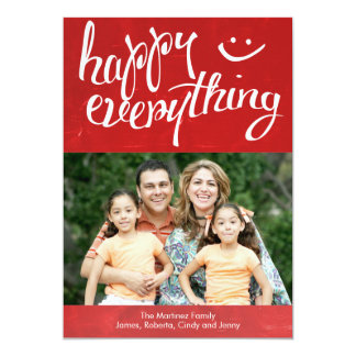 Happy Everything! :) Card