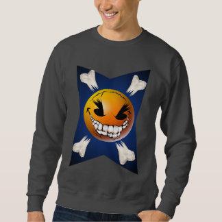 Happy, Evil Smiley Face BG Shirt