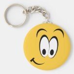 Happy Eyes and Smile Key Chains
