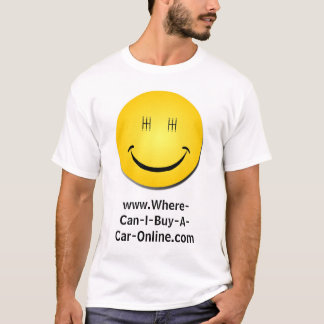 Happy Face 4 T-Shirt
