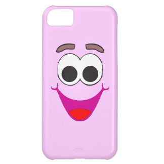 Happy Face Case For iPhone 5C