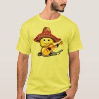 Happy Face Cinco de Mayo T-shirts and Gifts