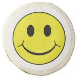 Happy Face Cookie Sugar Cookie