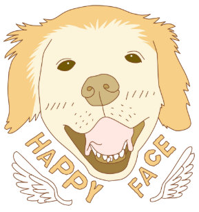 Laughing Golden Retriever Gifts On Zazzle