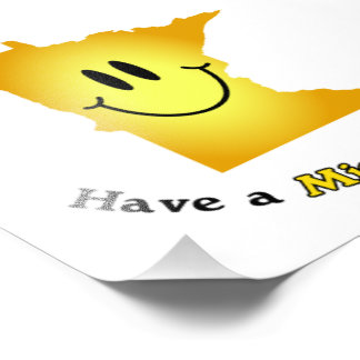 Happy Face - Have a Minnesota Day! Photo