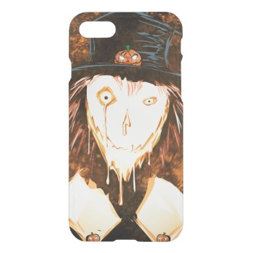 Halloween Themed Happy Face Jim iPhone 8/7 Case