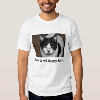Happy Face Joxer Tee Shirt