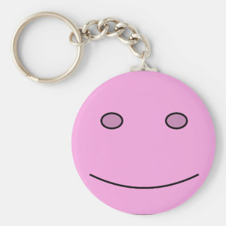 Happy Face Key Chains