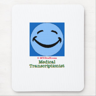Happy Face MT Mouse Pad