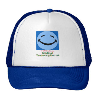 Happy Face MT Trucker Hat