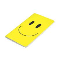 """Happy Face"" Pocket Journal"