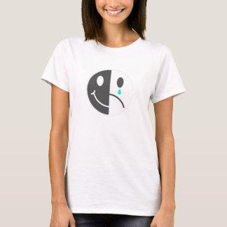 Happy Face Sad Face T-Shirt