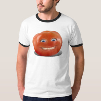 Happy Face Smiling Tomato T-Shirt