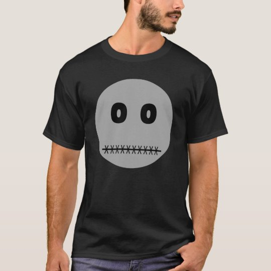 Happy Face. T-Shirt