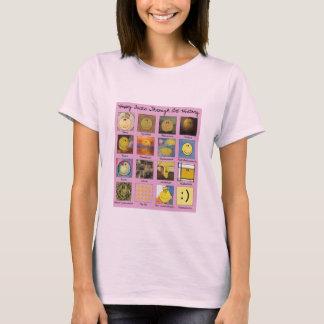 happy faces through art history shirt