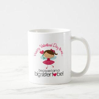 Happy Fairy Big Sister To Be T-shirt Coffee Mug