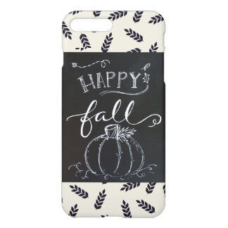 HAPPY FALL! iPhone case