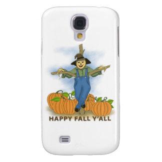 Happy Fall Y'All Samsung S4 Case