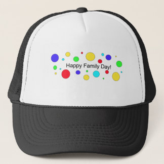 Happy Family Day! Trucker Hat