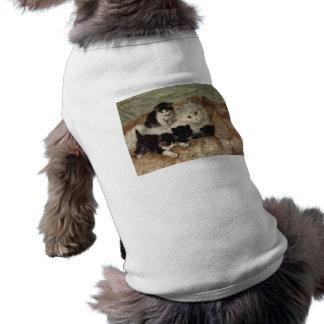 Happy family pet tshirt