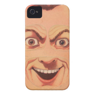 Happy Family: Father iPhone 4 Case