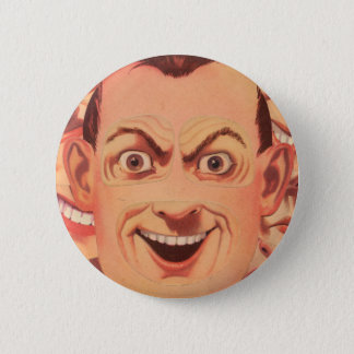 Happy Family: Father Pinback Button