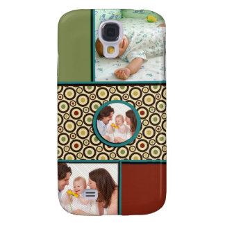 Happy Family Galaxy S4 Cover