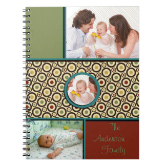 Happy Family Note Books
