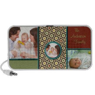 Happy Family Portable Speaker