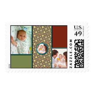 Happy Family Stamp