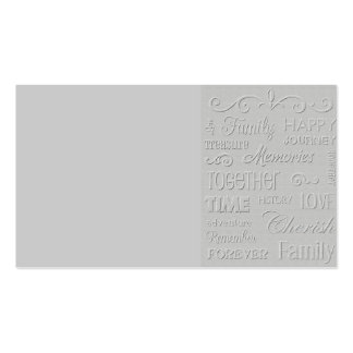 HAPPY FAMILY WEDDING REUNIONS TOGETHER ADVENTURE R BUSINESS CARD TEMPLATES