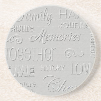 HAPPY FAMILY WEDDING REUNIONS TOGETHER ADVENTURE R DRINK COASTERS