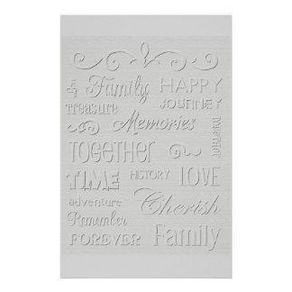 HAPPY FAMILY WEDDING REUNIONS TOGETHER ADVENTURE R CUSTOM STATIONERY