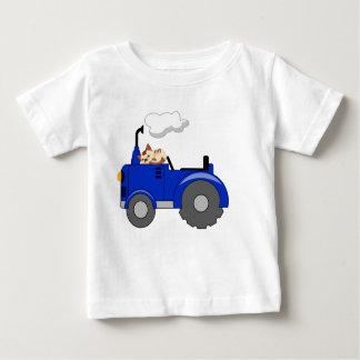 Happy Farm Animal Babyshirt - Chadin Baby T-Shirt
