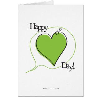 Happy Fart Valentine - Greeting Card